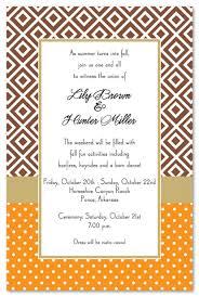 fall invitation 28 images fall wedding invites reduxsquad