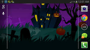 halloween cartoon wallpaper halloween live wallpaper pro android apps on google play