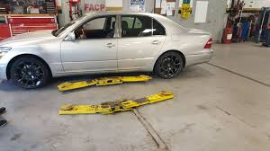 lexus ls430 wheel offset ls430 with other oem wheels page 2 clublexus lexus forum