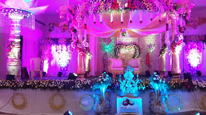 wedding decoration at vijayawada youtube
