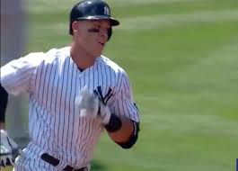 in their first new york yankees at bats tyler austin and aaron