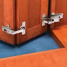 kitchen corner cupboard hinges wickes salice frame self closing pie corner cabinet hinge kit