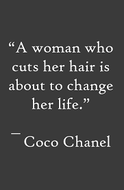 coco chanel hair styles best 25 hair cut quotes ideas on pinterest short hair quotes