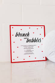 mimosa brunch invitations host a s day brunch mimosa bar the tomkat studio
