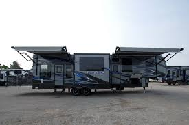 travel trailer with garage top 5 toy haulers 5th wheels lakeshore rv blog