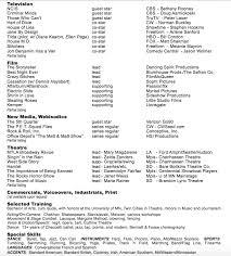 Resume Paper Office Depot Resume Samantha Colburn