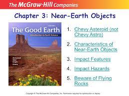 chapter 3 near earth objects