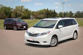 toyota sienna europe minivans buyers guide 2017 minivan prices reviews and specs