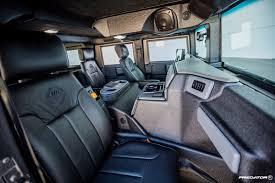 Interior Of Hummer H3 Hummer H1 Gets A Unique Line X Exterior U0026 Interior Coating