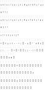 dafont emoji nerdproof font dafont com