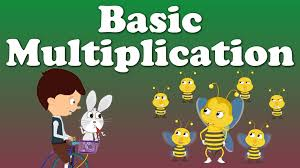 what is multiplication basic multiplication for