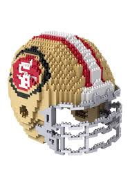 christmas gifts for 49ers fans san francisco 49ers 3d nfl helmet puzzle