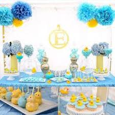 Rubber Ducky Baby Shower Centerpieces by Bubbly Ducky Baby Shower Baby Shower Centerpieces Shower
