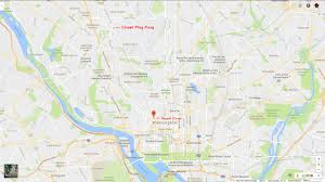 Washington Google Maps by Persons Of Interest James Achilles Alefantis Aka Jimmycomet At