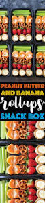 ups hours thanksgiving peanut butter and banana roll ups snack box damn delicious