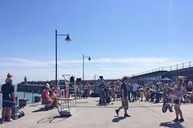 the irrepressible mr gold flinger puts a gloss on the pier revolt