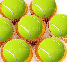 tennis cake toppers tennis cupcake toppers edible wafer tennis cake toppers