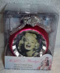 Marilyn Monroe Christmas Ornaments - frank sinatra large glass ball christmas ornament mib classic