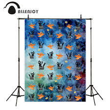 background halloween repeating ghosts popular background for photo party buy cheap background for photo