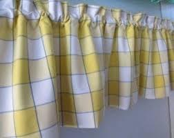 Blue Plaid Curtains Yellow Plaid Curtains Foter