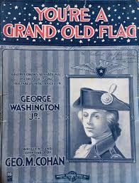 Youre A Grand Old Flag U S Enters World War I Part 2 Village Of Scotia