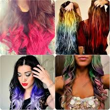 fashion hair colours 2015 2015 hot selling 4 colors set fashion hot fast temporary pastel