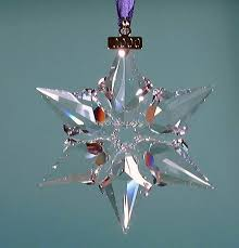 swarovski ornament 2000 rainforest islands ferry