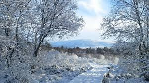 Snow Scotland Snow Sweeps Through Scotland After Big Freeze News