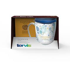 hot chocolate gift set godiva hot chocolate gift set wrap with lid tervis official store