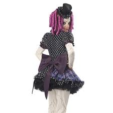 halloween mask runescape rag doll rainbow little girls costume girls costumes kids age 4
