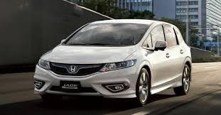 honda 7 seater car honda reveals jade hybrid 6 seater in autoevolution
