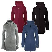 details about bench long funnel neck loris cardigan women u0027s fleece