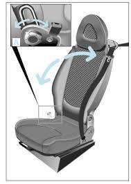 siege smart roadster smart fortwo réglage des sièges première rencontre manuel du