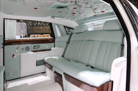 rolls royce inside rolls royce serenity ultimate luxury interior