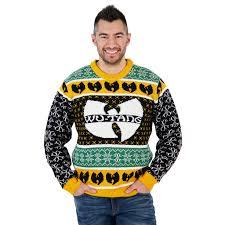 tang clan ugly christmas sweater