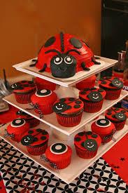 ladybug baby shower ideas 11 bug baby shower cake cupcakes photo ladybug baby shower