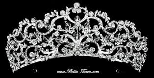 tiara collection royal collection empress swarovski vintage crown tiara