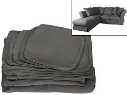 housse de coussin 60x60 pour canapé on reproduit le coussin avec le nouveau tissu refaire coussin canape