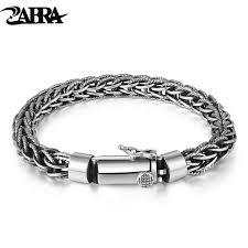 silver weave bracelet images Buy zabra genuine 925 sterling silver bracelet jpg