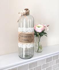 wedding wishes jar message in a bottle wedding guestbook wedding anniversary