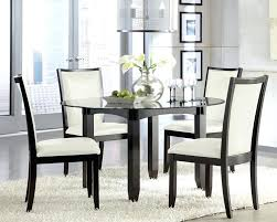 Glass Dining Sets 4 Chairs Small Glass Dining Table And 4 Chairs Aboutyou Space