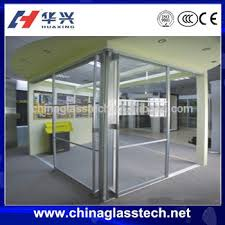 Pvc Room Divider by Cheap Glass Door Soundproof Room Divider Pvc Frame Buy