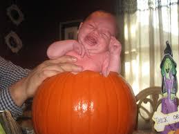 1 Month Halloween Costume Halloween Motherhood Art