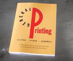letterpress printing cleeton pitken general printing book letterpress supplies