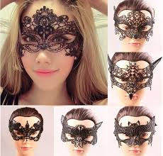 masquerade masks for women women fashion crown fox bat design masquerade masks