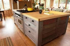 rustic kitchen islands diy rustic kitchen island brown striped accent walls color schemes