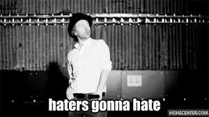 Thom Yorke Meme - thom yorke haters gonna hate by bigboy101 meme center