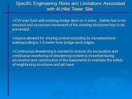 Basement Dewatering System by Latest Advancements In Instrumentation Monitoring And Qa Qc