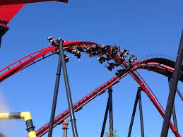 Six Flags Great America New Ride Six Flags Great America Previews X Flight Amusement Today