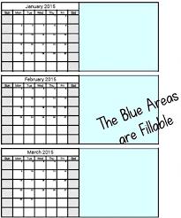 iep calendar template calendar printable template